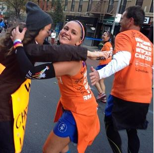 Picture of Support Team ABC In The NYC Marathon & The Fight Against Cancer!