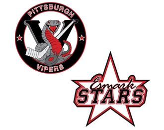 Picture of Pittsburgh Vipers & Esmark Stars - Jan. 2017 Hockey Crazr