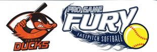 Picture of Jr. Ducks & Fury Fastpitch Softball- 2020 Football Crazr