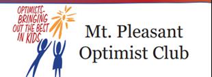 Picture of Mt. Pleasant Optimist Club - 2020 Football Crazr